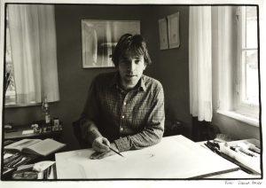 1971-1986 Atelier 'Festsaal im Löwen' Photo: Roland Bauer