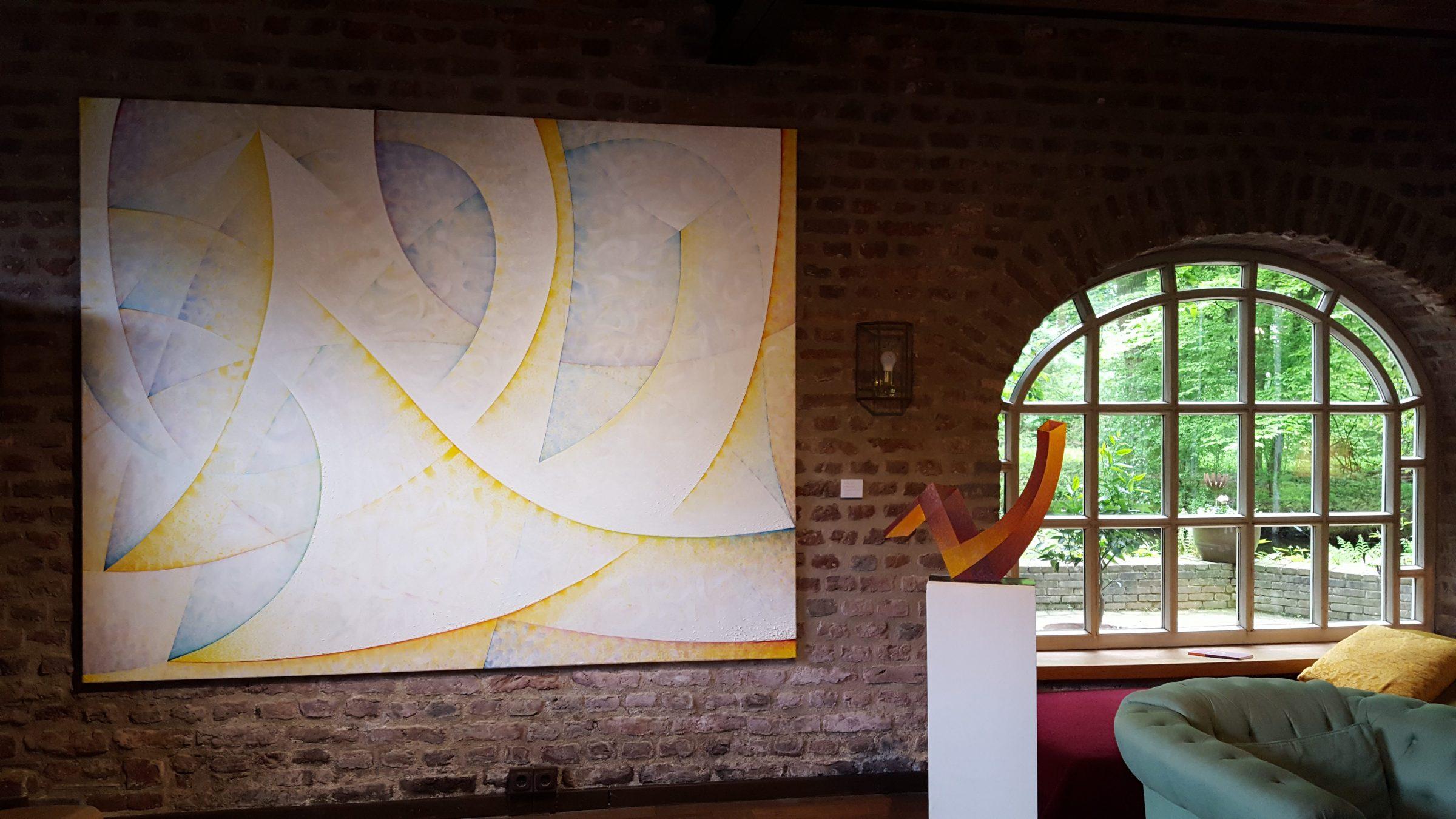 Ausstellung Schloss Türnich,