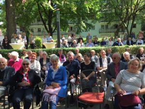 Vernissage: Gäste, Foto: KUNST KLOSTER