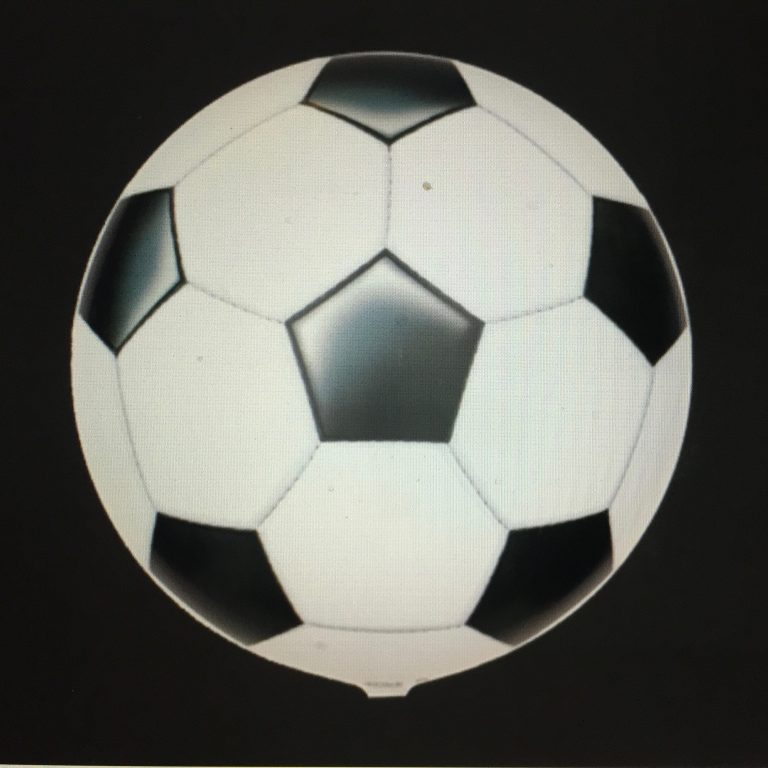 """Ich liebe den Fussball"""