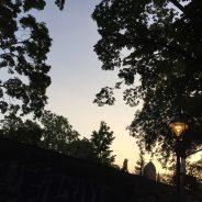 Sommersonnwende in Berlin