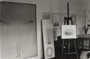 1971-1986 Atelier 'Festsaal im Löwen'