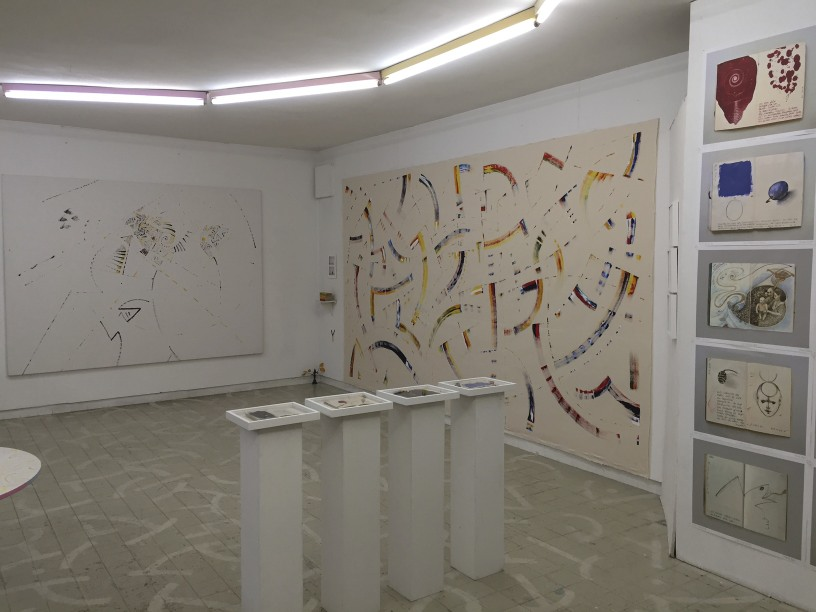 gross + KLEIN Atelier-Ausstellung / Fotos