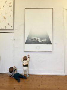 50 Jahre Kunst und wie es weitergeht...Foto: Jonathan Herrle