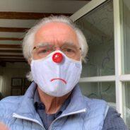 Werktagebuch: Maske-Gesicht-Antlitz. Teil eins. 17. Juni 2020.