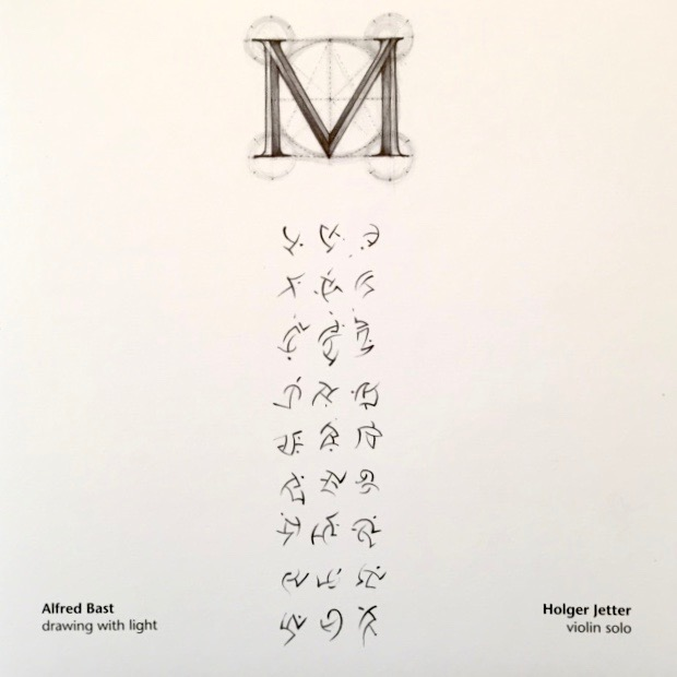 M – drawing with light